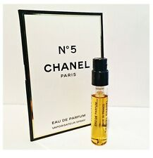 CHANEL NO 5 EAU DE PARFUM MINI SAMPLE PURSE PERFUME SPRAY ~ICONIC CLASSIC SCENT!