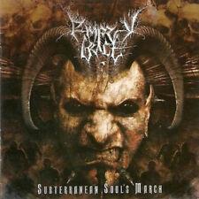 "Empty Grace ""Subterranean Soul's March"" CD [BRAZILIAN TECHNICAL DEATH METAL]"