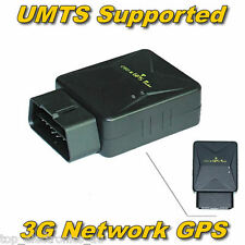 3G GPS Tracker OBD Vehicle Real Time tracking for Car Monitor+iPhone Android App