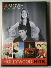 Saving Silverman / Little Black Book / Hexed / Life Without Dick Dvd Used