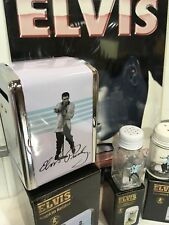 Elvis Retro Diner Napkin Dispenser Holder