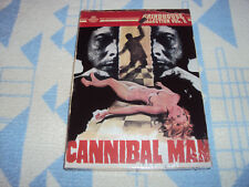 Cannibal Man - Grindhouse Collection Vol. 2 [Blu-ray] [Limited Edition] NEU OVP