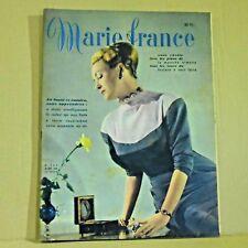 Marie France Magazine N° 209 -  30 Novembre 1948 - Ancien Magazine Français