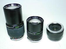 Olympus OM System 2,8 135mm + 1:4 200mm + 2X-A   ff-shop24