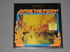 THE METERS  Fire On The Bayou  LP SEALED  Fire Colored Vinyl
