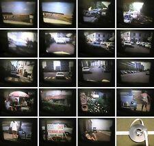 Super 8mm Film-Privatfilm von 1975-Frankreich-Fahrzeuge aus dem Auto gefilmt u.a