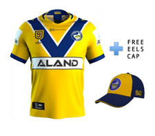 Parramatta Eels 2020 NRL ISC Nines Jersey (S - 7XL) + FREE CAP