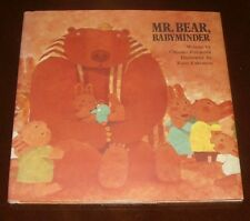 'MR. BEAR, BABYMINDER' : Chizuko KURATOMI / illust: Kozo KAKIMOTO: 1st UK ed.'76