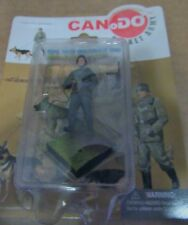 DRAGON/CAN.DO 1/35 MG42 HEAVY MACHINE GUN TEAM FELDFENDARMERIE W/DOGS