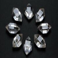 12g /8pcs Top Quality Natural Herkimer Diamond Quartz Crystal Healing x0629