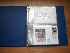 Norman Rockwell First Day Cover Collection Complete Set / 50 Liberia Boy Scouts