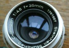 Steinheil Munchen Culmigon 35mm 1:4.5 M42 mount Lens NICE