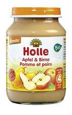 Glas - Demeter Apfel & Birne 190g | HOLLE BABYFOOD