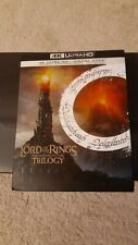 New ListingThe Lord of the Rings The Motion Picture Trilogy (4K Ultra Hd)