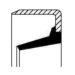 BRIDGE SEALER CORTECO CO01032654B