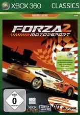 XBOX 360 FORZA MOTORSPORT 2 * DEUTSCH GuterZust.