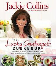 The Lucky Santangelo Cookbook by Jackie Collins (Hardback, 2014)