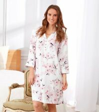 New Night Dress - Water Floral
