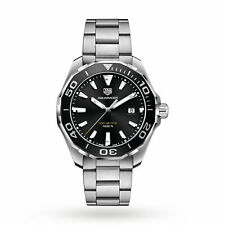 TAG Heuer Aquaracer WAY101A 2019 300m AUTOMATICA IN SCATOLA RRP £ 1450