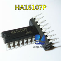 10PCS HA16107P Encapsulation:DIP-16,PWMSwitchingRegulatorfor new