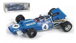 Spark S1608 Matra MS84 #4 British GP 1969 - Jean-Pierre Beltoise 1/43 Scale