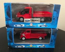 NEW Tins Toys Transit Red Ford Truck Diecast Car And Other