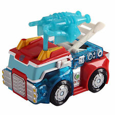 Transformers Playskool Heroes Rescue Bots HEATWAVE THE FIRE-BOT Hot Christmas