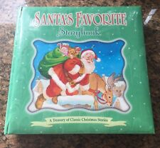 1996 Santa's Favorite Storybook: A Treasury of Classic Christmas Stories book