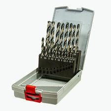 Bosch Professional Spiralbohrer Metallbohrer 19-tlg. Set HSS PointTeq Ø 1-10 mm