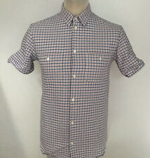 APC Mens Check Shirt Size Small