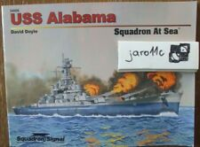 USS Alabama - At Sea - Squadron/Signal
