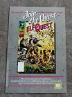 ELFQUEST #1 Comic 1985 Wendy Richard Pini PROMO WaRP Epic Marvel Poster FN