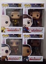 In-Hand New Funko POP! Marvel Doctor Strange set of 4 Vinyl Figure