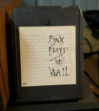 Pink Floyd The Wall 8-Track Tape Cartridge Columbia TC8 Stereo Tested working