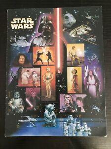 9 Sheets - Star Wars Themed Stamps (2007) FV $55.35 - RK 760