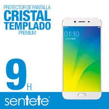 Sentete® Oppo R9s Protector de Pantalla de Cristal Templado PREMIUM