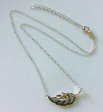 Krementzs Black Diamond/925 Silver Necklace with Box