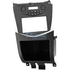 Metra Single/Double DIN Dash Kit w/ Lower Pocket for Select 2003-07 Honda Accord