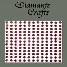 Red Craft Rhinestones