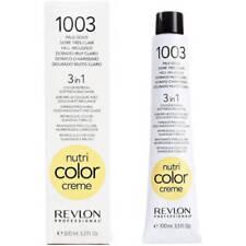 Cream Revlon Nutri Color Creme Light Blonde Hair Colourants