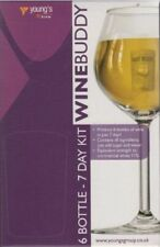 Wine Buddy Home Brewing Kit Make Your Own Wine Makes 6 Bottles - Sauvignon Blanc