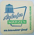 alter Bierdeckel Brauerei AUKOFER, Kelheim 🍺 A-32