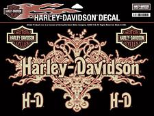 HARLEY DAVIDSON RARE TRIBAL DECAL  XXL  10 INCH DECAL