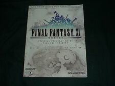 Brady Games Official Strategy Guide for Final Fantasy XI On-Line Fall 2003