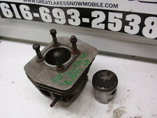 Arctic Cat Jag 340 3000 F/A Snowmobile Engine L Cylinder & Piston Suzuki Spirit