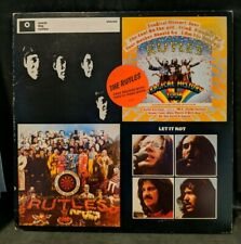 The Rutles Warner Bros. Records  HS 3151 Gold Stamped Promo w/ Rare Wax Magazine