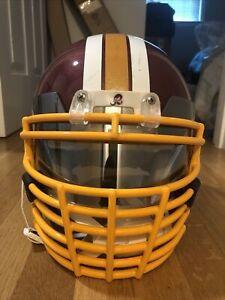 Washington Redskins Schutt Full size helmet