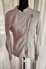 *Giorgio Armani* BNWT grey layered asymmetric top with shaped sleeve 44 (UK 12)
