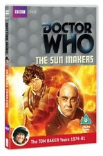 DR WHO 095 (1977) - THE SUN MAKERS - TV Doctor Tom Baker - NEW DVD UK