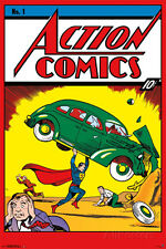 Action Comics No. 1 Poster Print, 24x36
